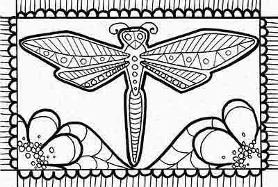 Coloring pages?  OH YEAH!
