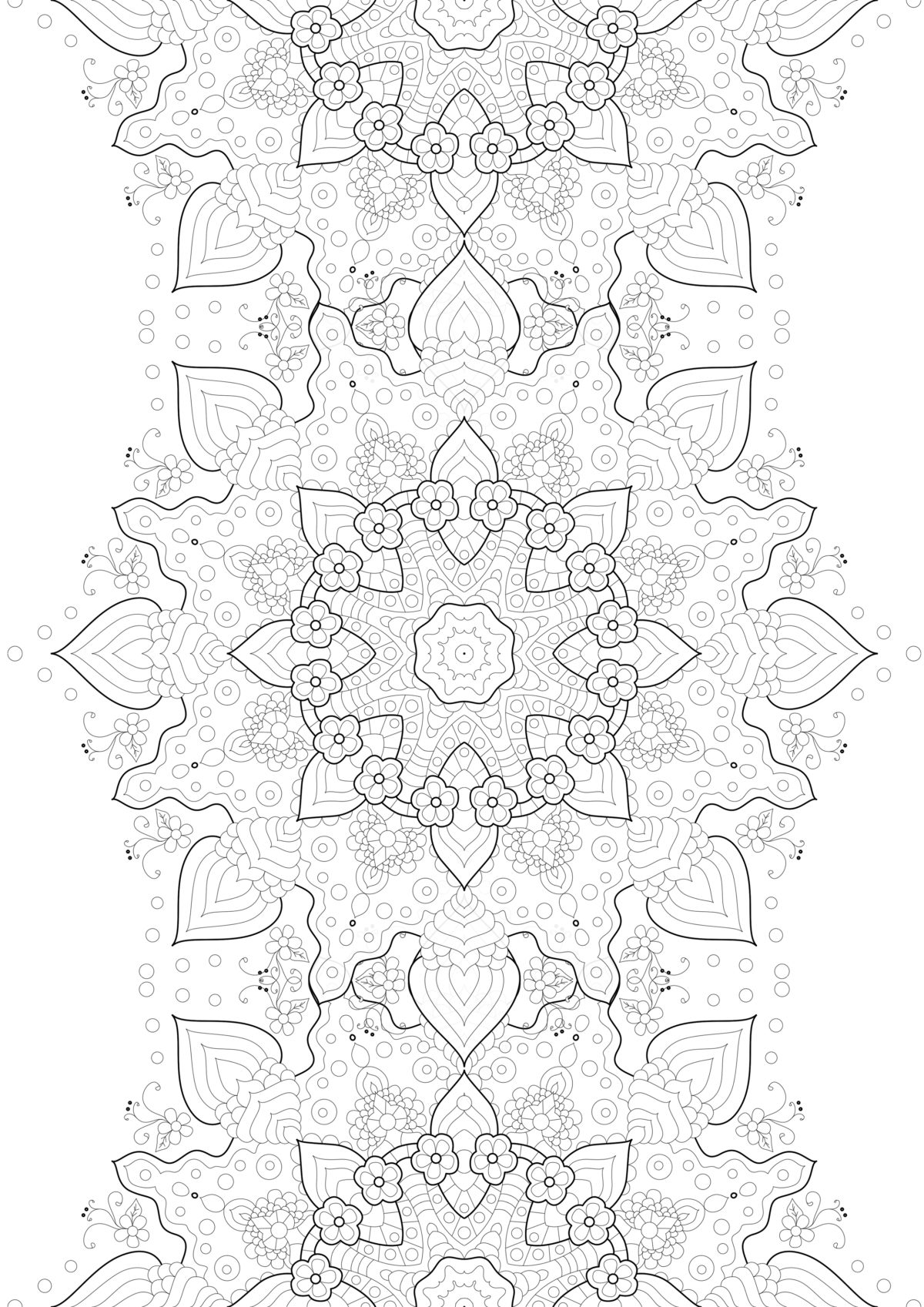 Freebie Coloring Page