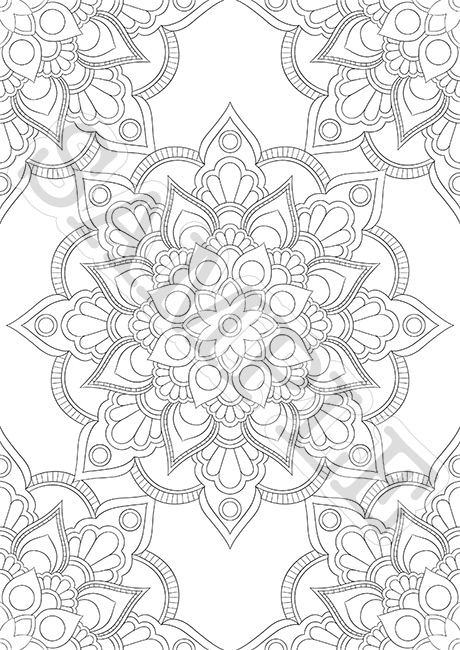 New Patreon coloring page