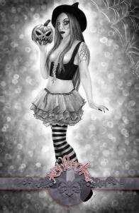 Freya-Halloween